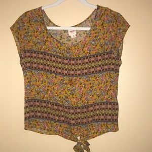 Mossimo top, only worn once. SizeXS